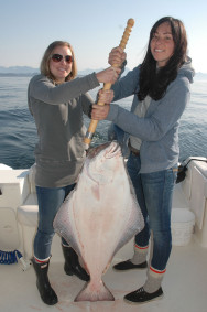 Halibut Fishing Tofino